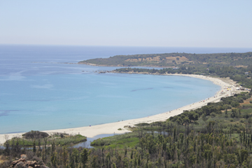 Camping Village cigno bianco - Olgiastra, Sardegna