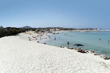 Camping e village spiaggia del riso - Cagliari